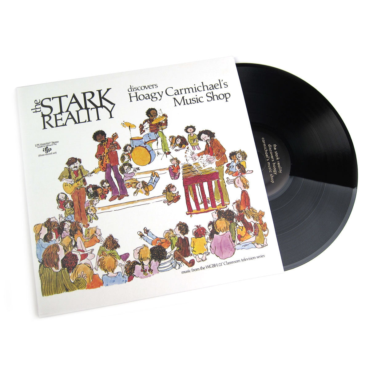 Stark Reality: Discovers Hoagy Carmichael's Music Shop Vinyl 3LP
