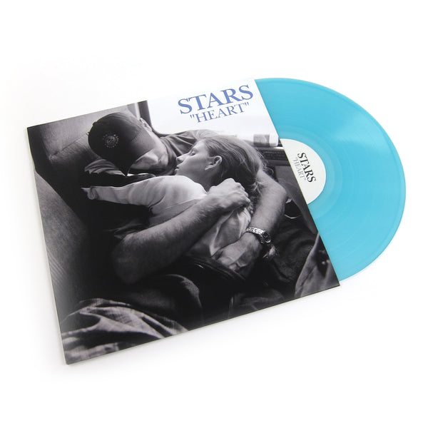 Stars: Heart (Colored Vinyl) Vinyl LP