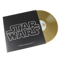 John Williams: Star Wars (180g, Colored Vinyl) Vinyl LP
