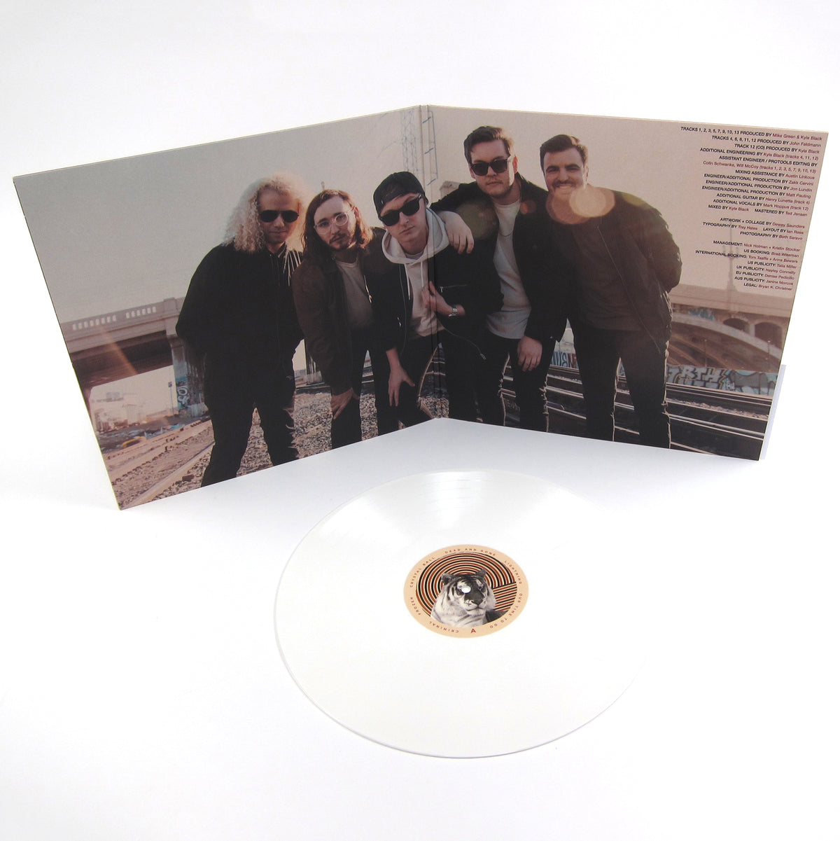 State Champs: Living Proof (Indie Exclusive Colored Vinyl) Vinyl LP