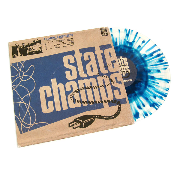 State Champs: Unplugged (Indie Exclusive Colored Vinyl) Vinyl LP
