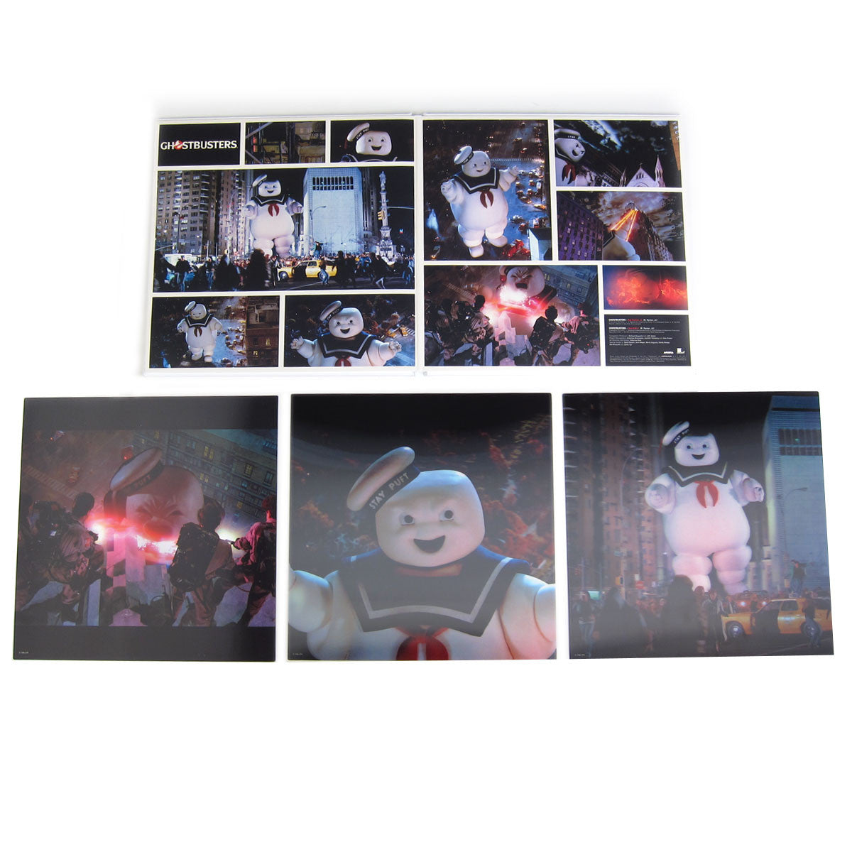 "Ghostbusters: Ghostbusters Stay Puft Edition (Colored Vinyl) Vinyl 12"" detail 2"