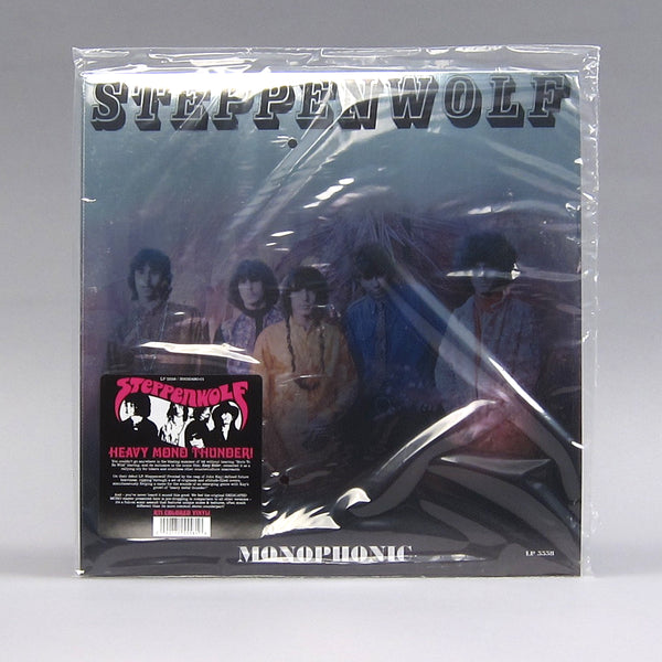 Steppenwolf: Steppenwolf (Colored Vinyl) Vinyl LP (Record Store Day)