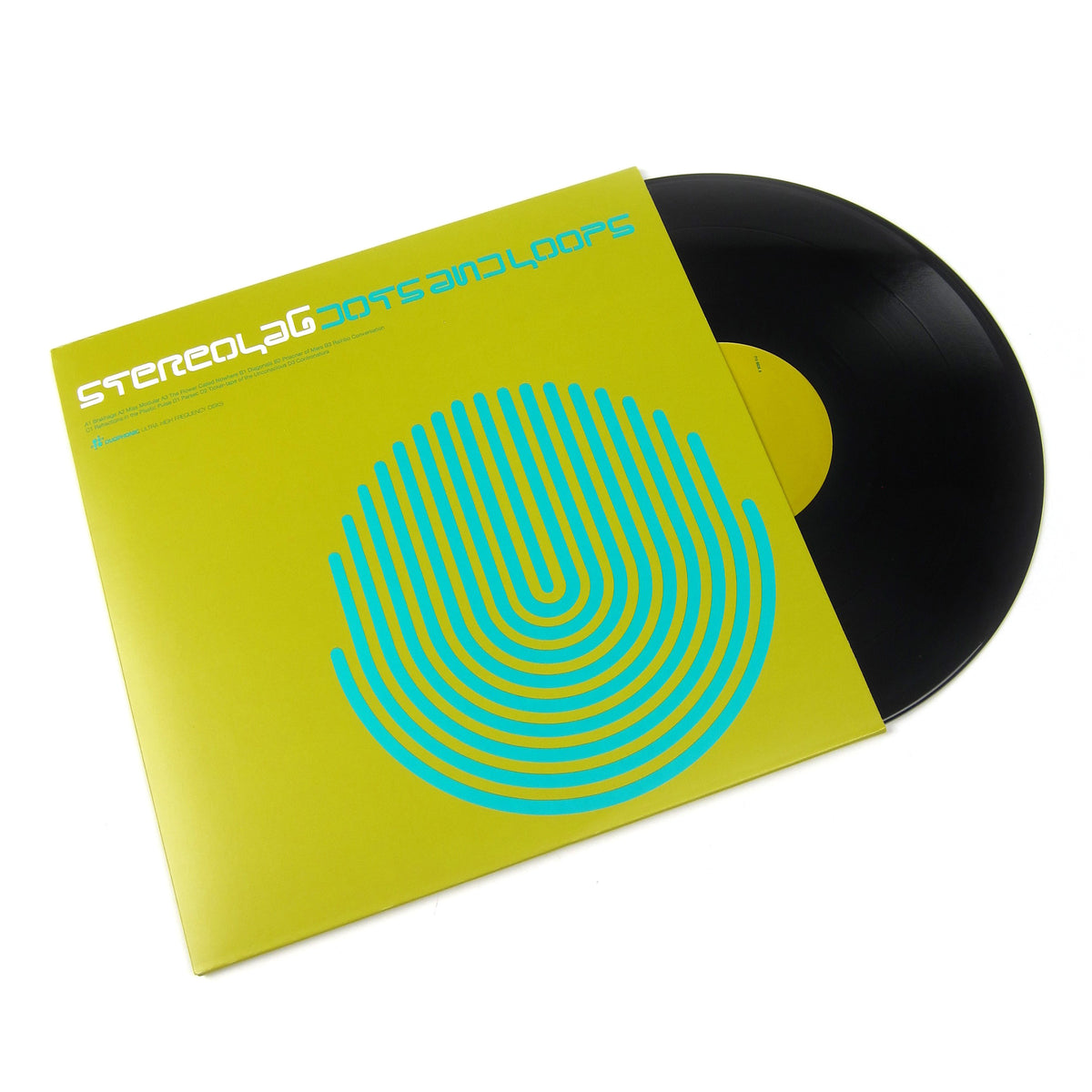 Stereolab: Dots And Loops Vinyl 2LP