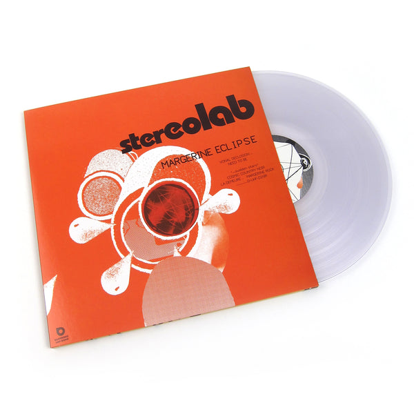Stereolab: Margerine Eclipse (Colored Vinyl) Vinyl 3LP