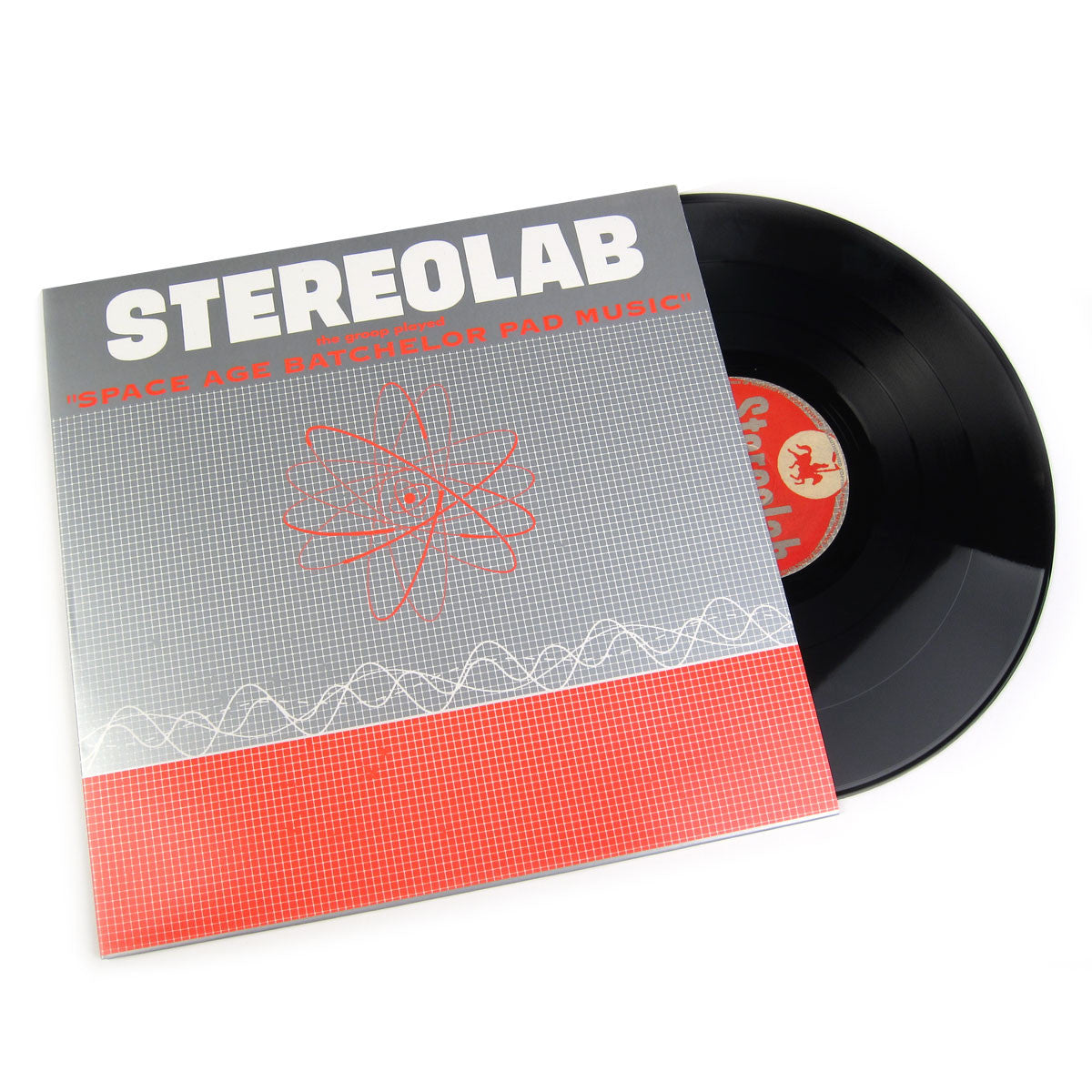 "Stereolab: The Groop Played ""Space Age Batchelor Pad Music"" Vinyl LP"