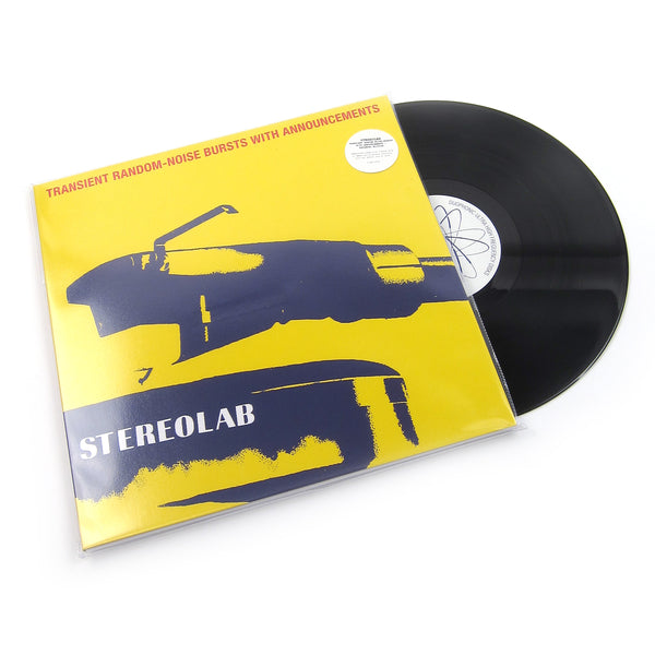 Stereolab: Transient Random-Noise Bursts With Announcements Vinyl 3LP