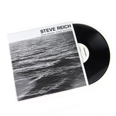 Steve Reich: Four Organs / Phase Patterns Vinyl LP