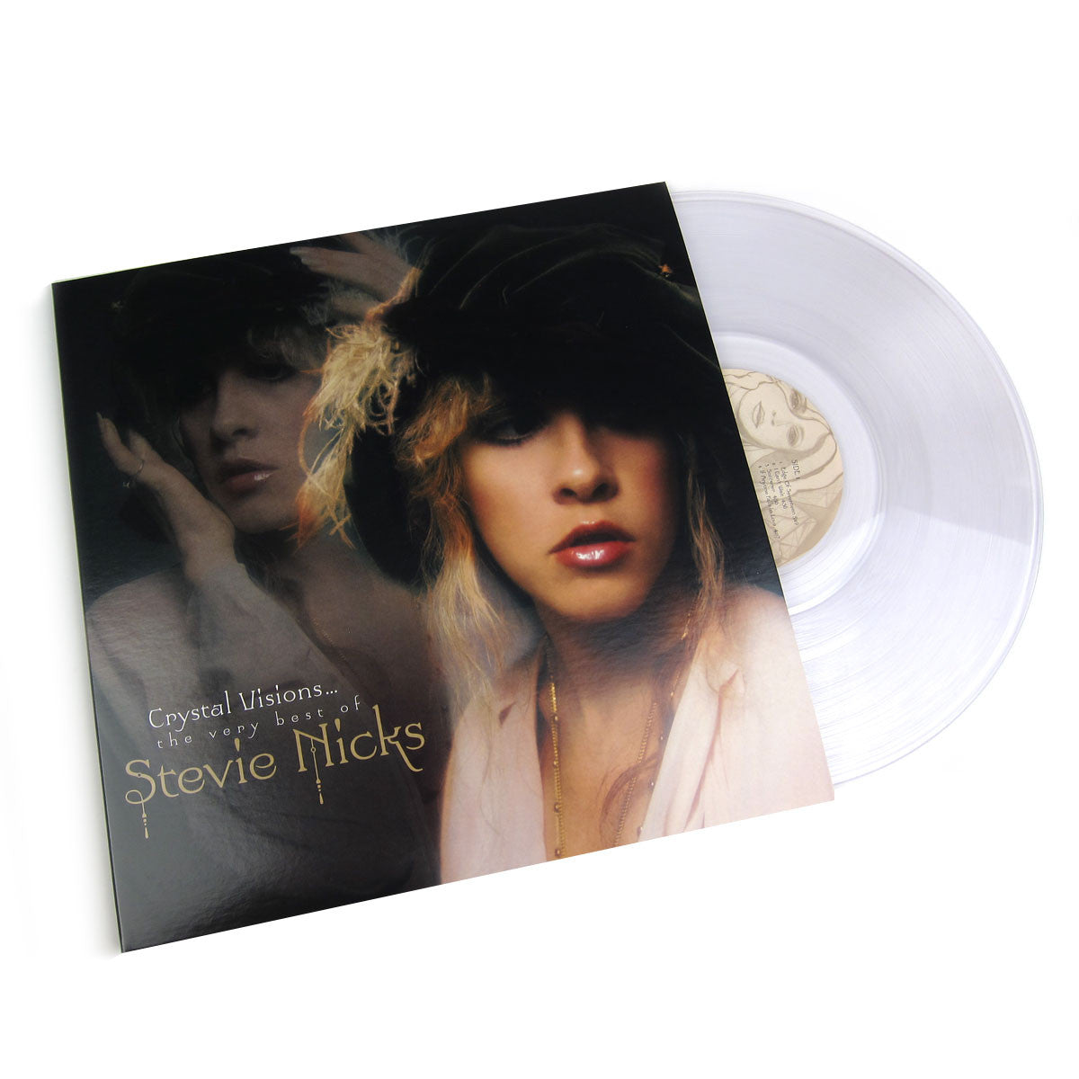 Stevie Nicks: Crystal Visions...The Very Best Of Stevie Nicks (Colored Vinyl) Vinyl 2LP