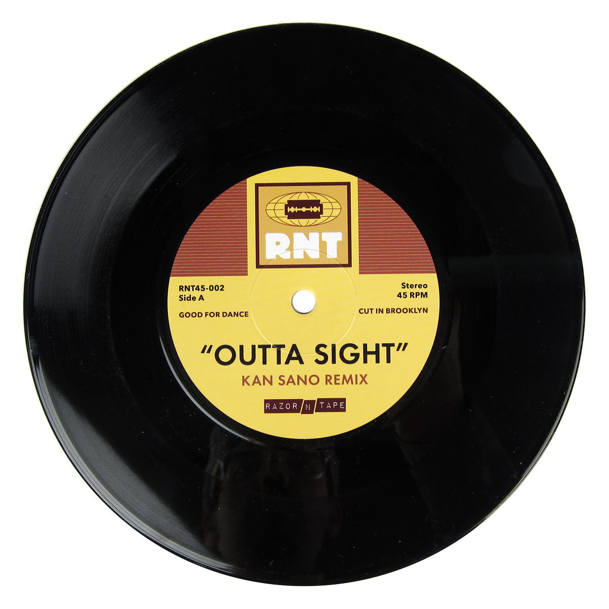 Stevie Wonder: Outta Sight (Kan Sano / Freddie Joachim Remix) Vinyl 7""