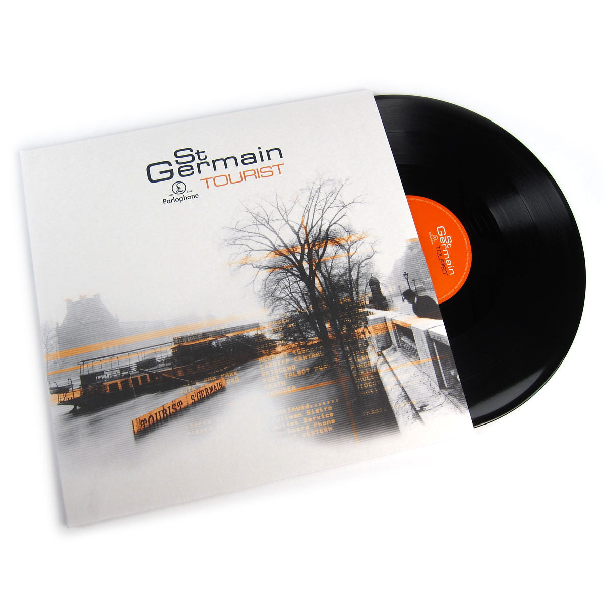 St. Germain: Tourist (180g) Vinyl 2LP