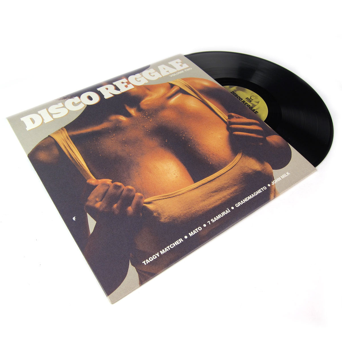 Stix Records: Disco Reggae Volume 2 Vinyl LP