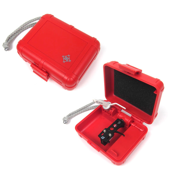 Stokyo: Black Box Cartridge Case - Red