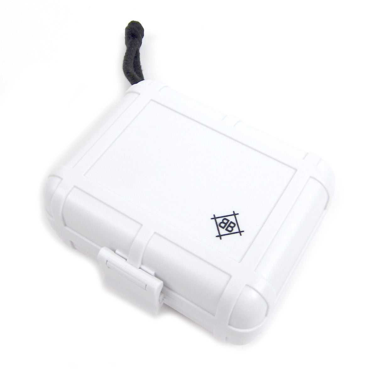 Stokyo: Black Box Cartridge Case - White