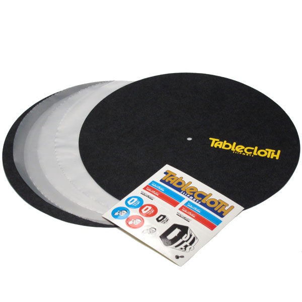Stokyo: D-Styles' Table Cloth Slipmats, Version 3 (Pair) layout