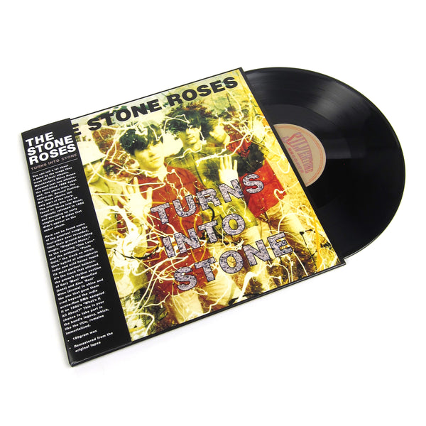 The Stone Roses: Turns Into Stone (180g) Vinyl 2LP