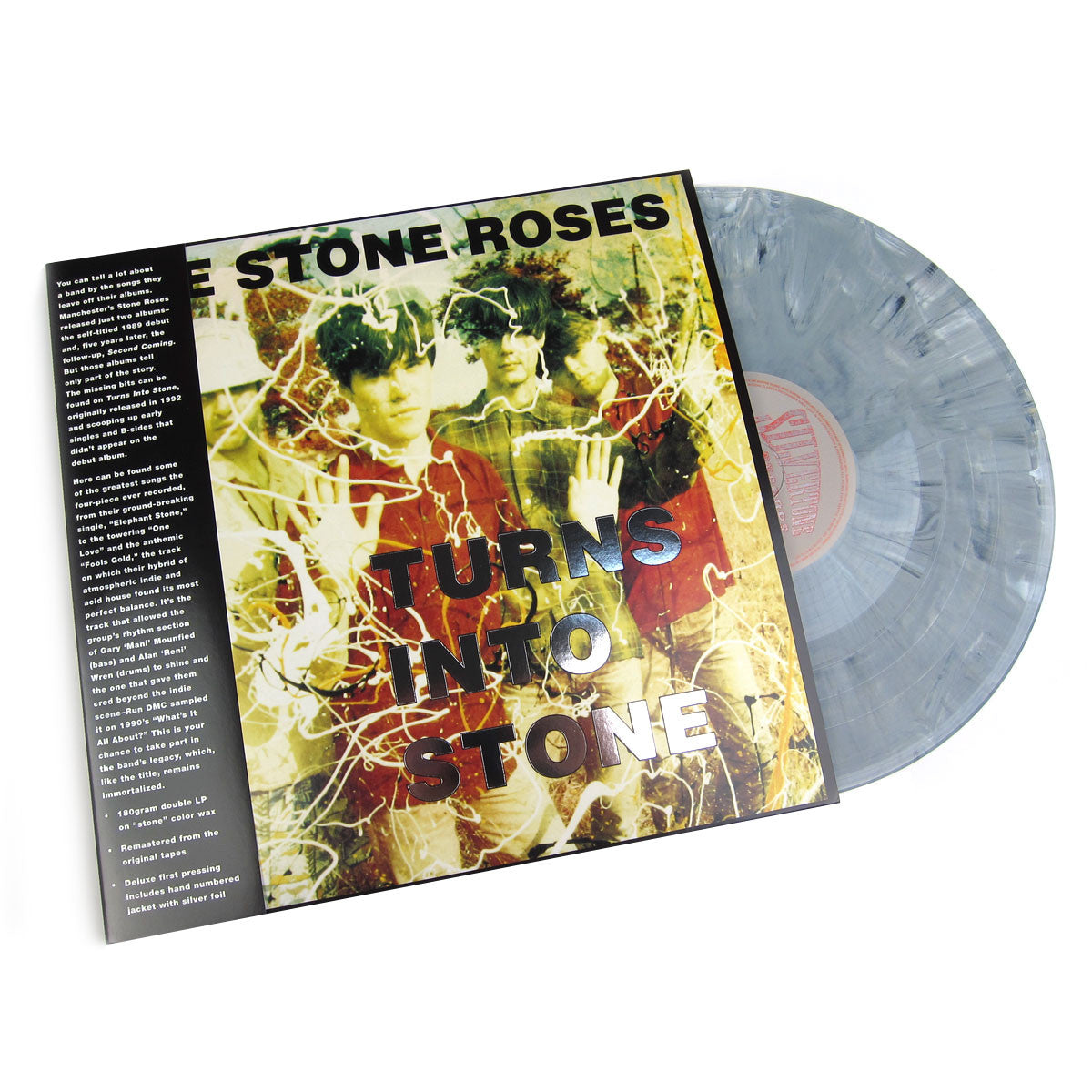 Stone Roses: Turns Into Stone (180g Colored Vinyl) Vinyl 2LP