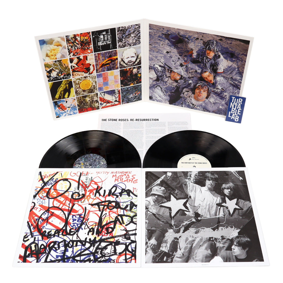 Stone Roses: Very Best Of The Stone Roses Vinyl