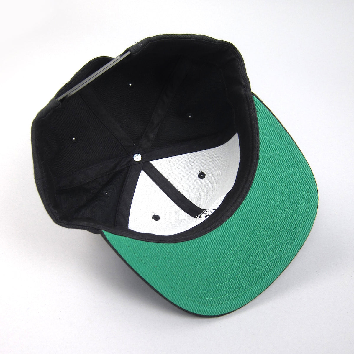 Stones Throw: Logo Snapback - Black
