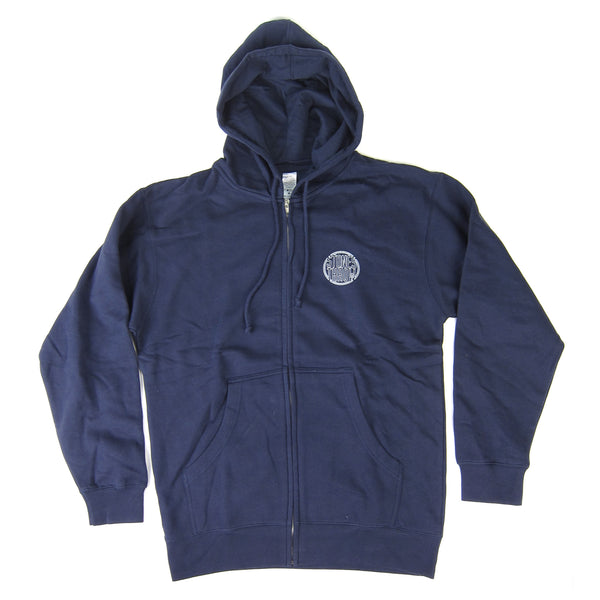 Stones Throw: 2016 Hoodie - Navy