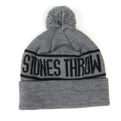 Stones Throw: Vintage Knit Cap - Grey