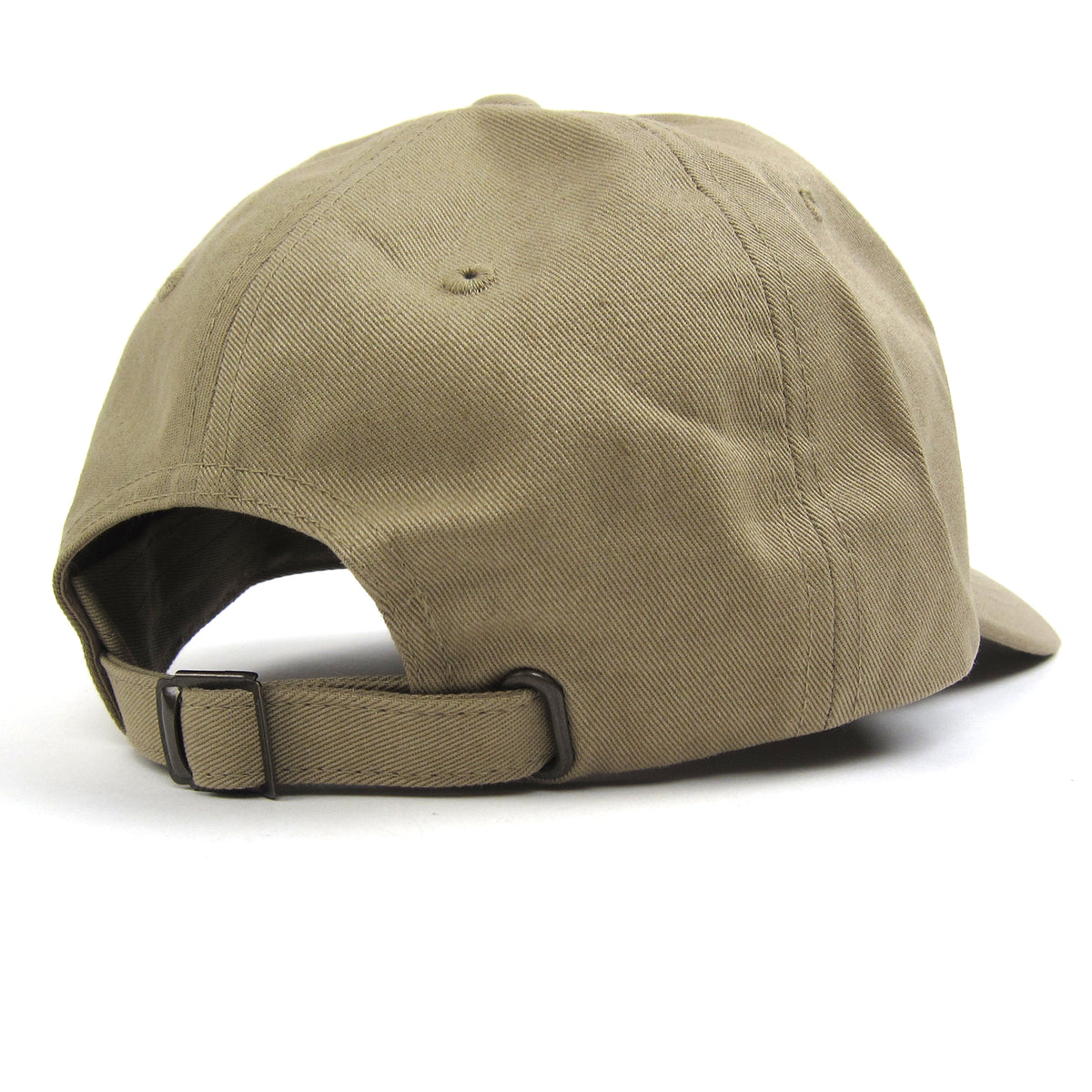 Stones Throw: Classic Chino Cap - Khaki