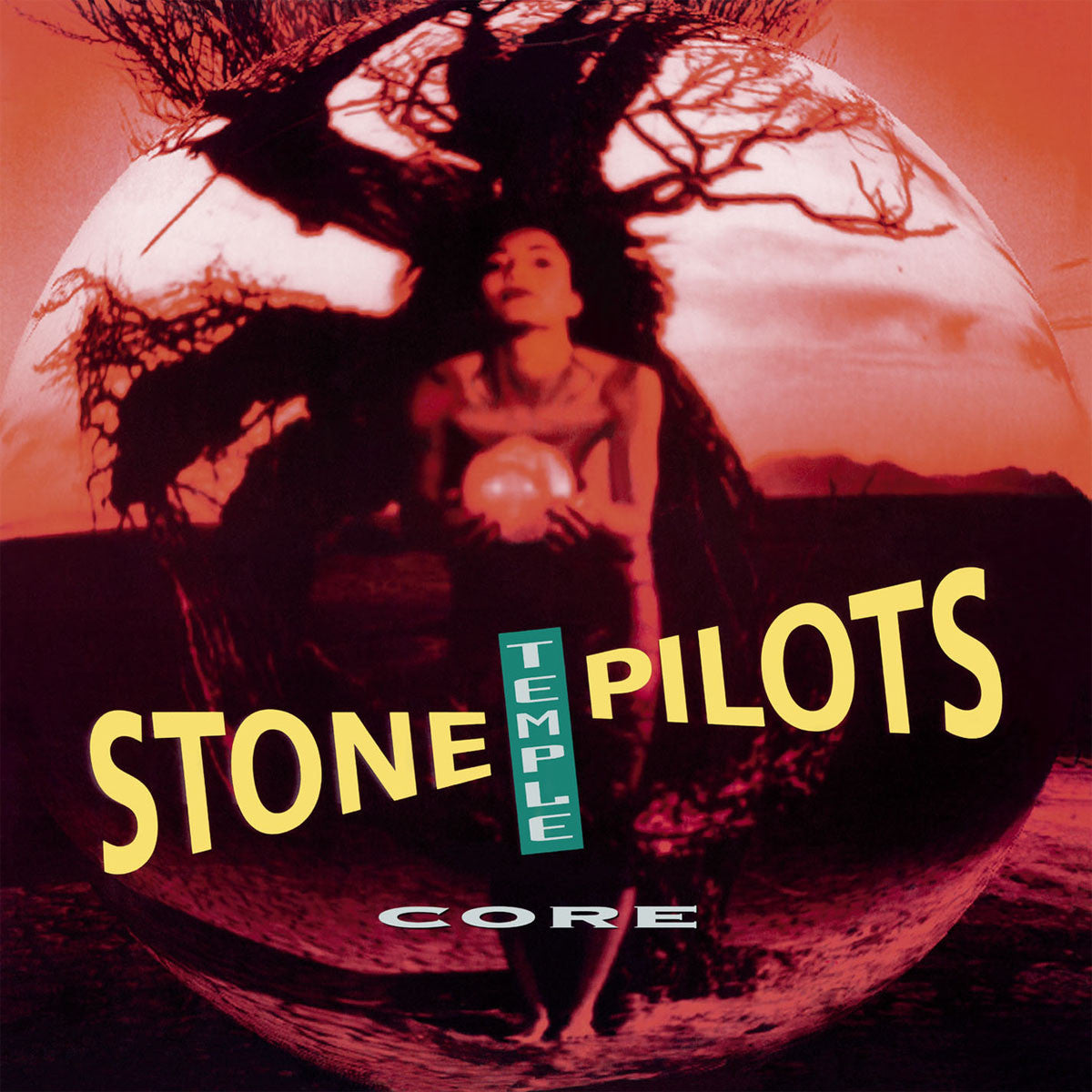 Stone Temple Pilots: Core (Colored Vinyl) LP (Record Store Day)