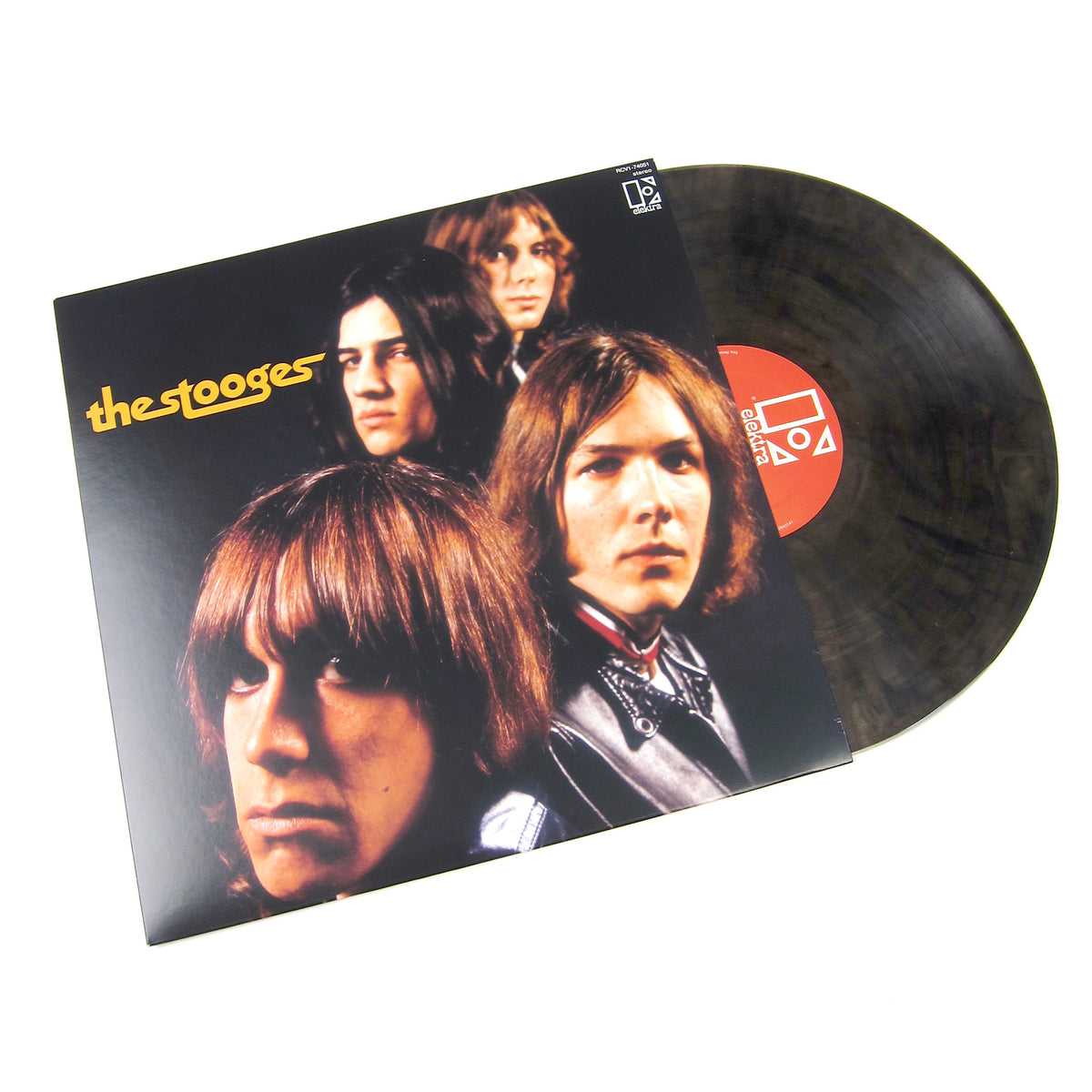 The Stooges: The Stooges (Colored Vinyl) Vinyl LP