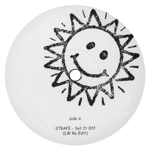Strafe: Set It Off (LW Re-Edit, Mulatu, Fela) 12""