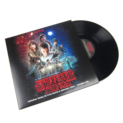 Kyle Dixon & Michael Stein: Stranger Things Vol.1 Vinyl LP