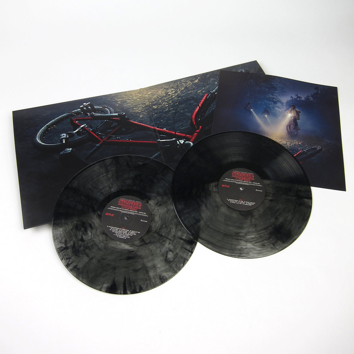 Kyle Dixon & Michael Stein: Stranger Things Vol.1 (Indie Exclusive Colored Vinyl) Vinyl LP