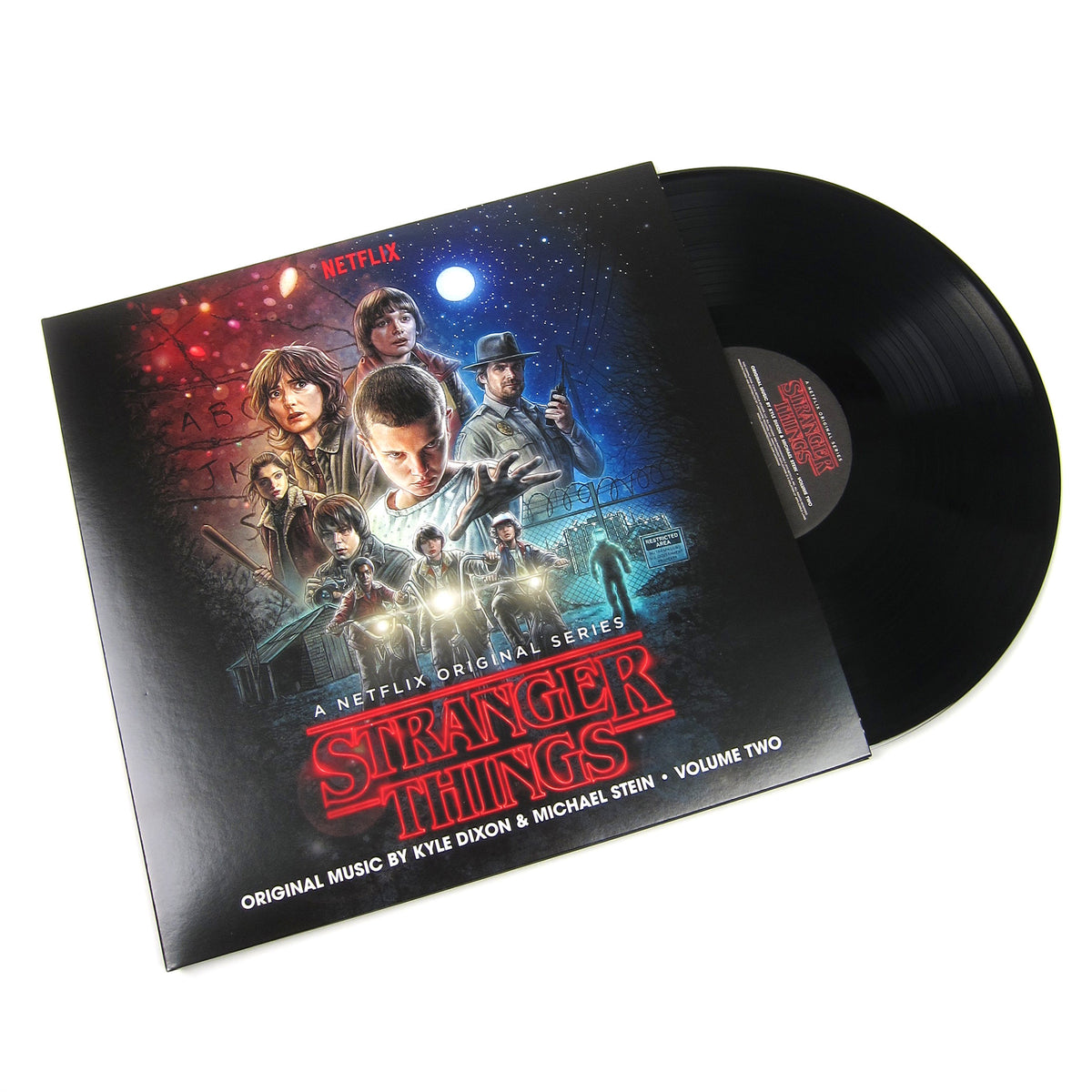 Kyle Dixon & Michael Stein: Stranger Things Vol.2 Vinyl 2LP