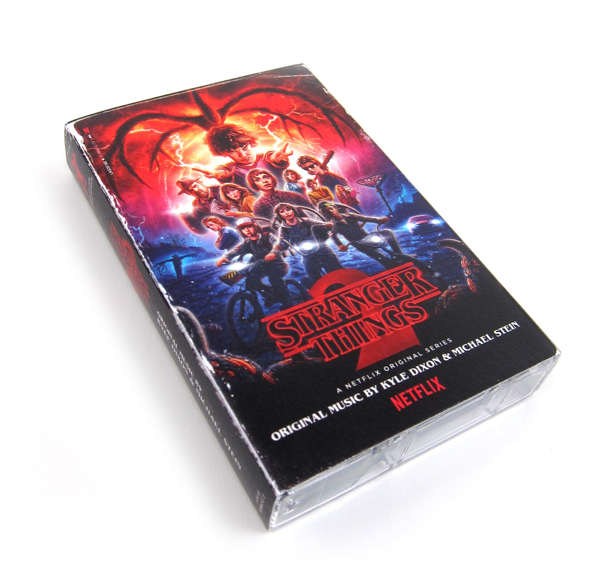 Kyle Dixon & Michael Stein: Stranger Things 2 Soundtrack Cassette