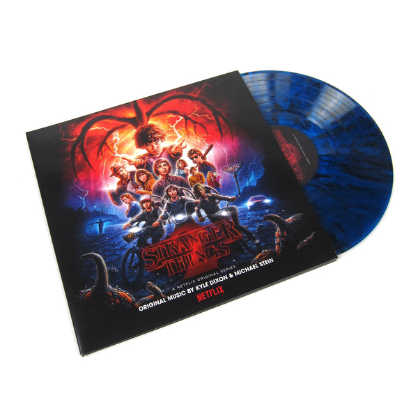 Kyle Dixon & Michael Stein: Stranger Things 2 Soundtrack (Colored Vinyl) Vinyl 2LP