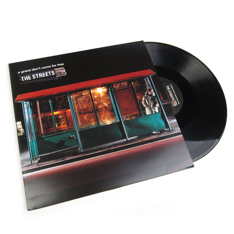 The Streets: A Grand Don't Come For Free (180g) Vinyl 2LP