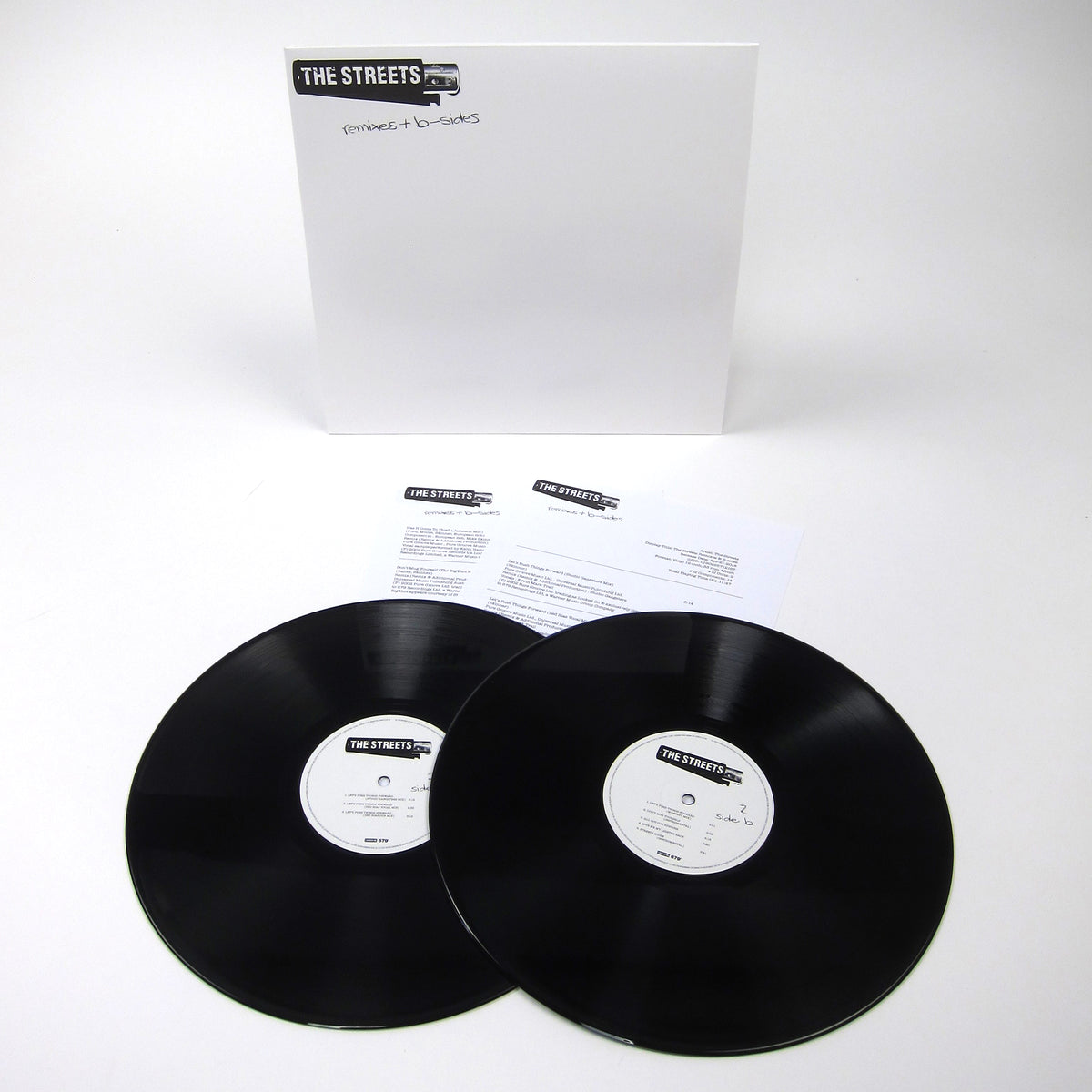 The Streets: Remixes & B-Sides Vinyl 2LP (Record Store Day)