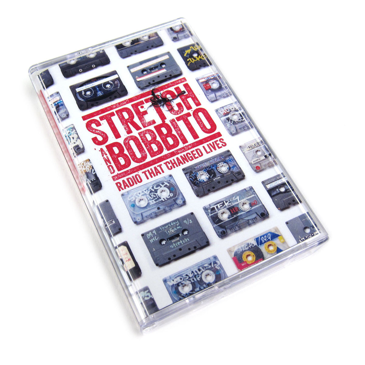 Stretch And Bobbito: Radio That Changed Lives 03/02/95 Cassette
