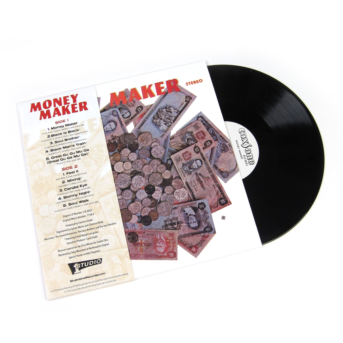 Studio One: Money Maker Collection Vinyl LP
