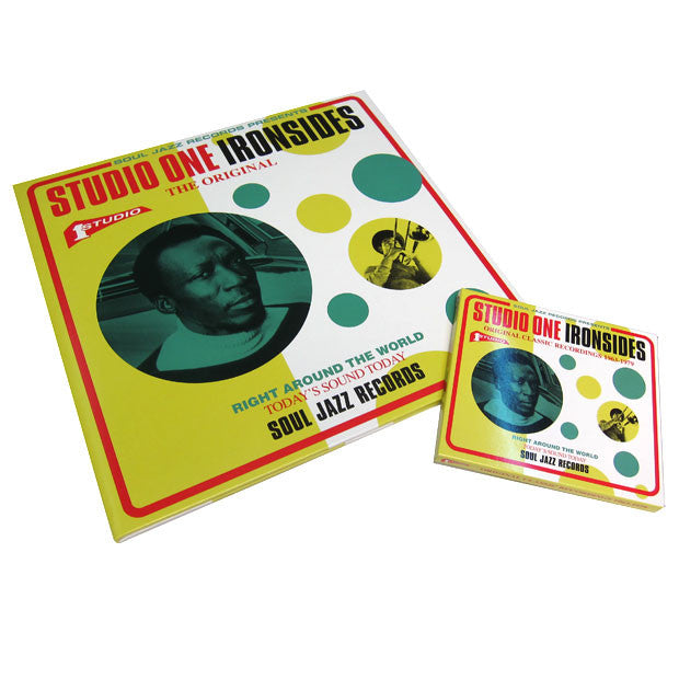 Soul Jazz: Studio One Ironsides CD / 2LP