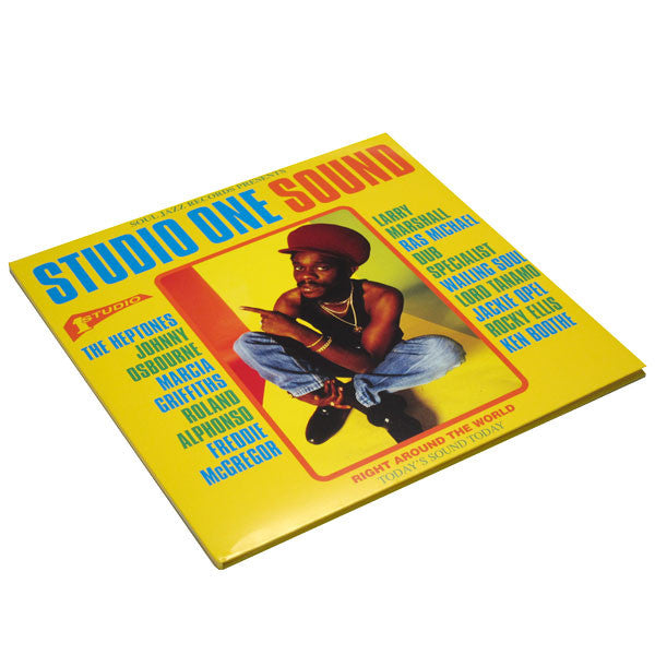 Soul Jazz: Studio One Sound 2LP