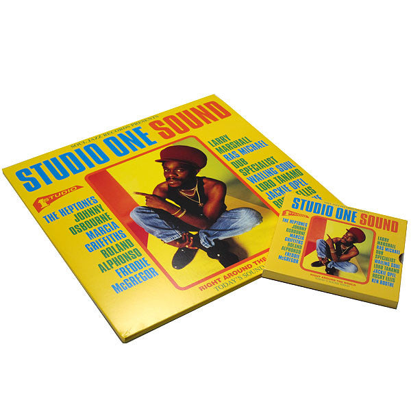 Soul Jazz: Studio One Sound 2LP / CD