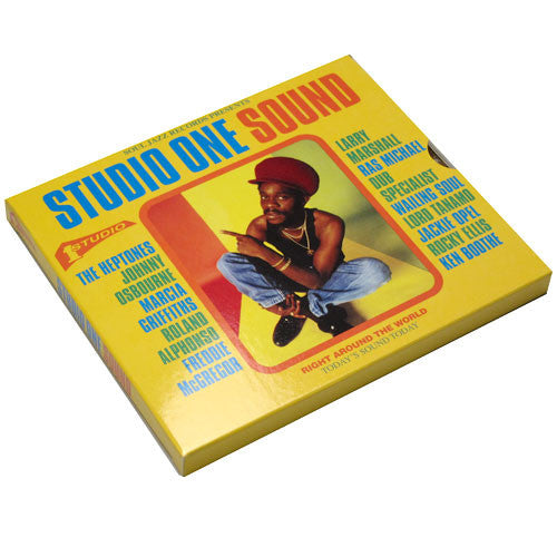 Soul Jazz: Studio One Sound CD