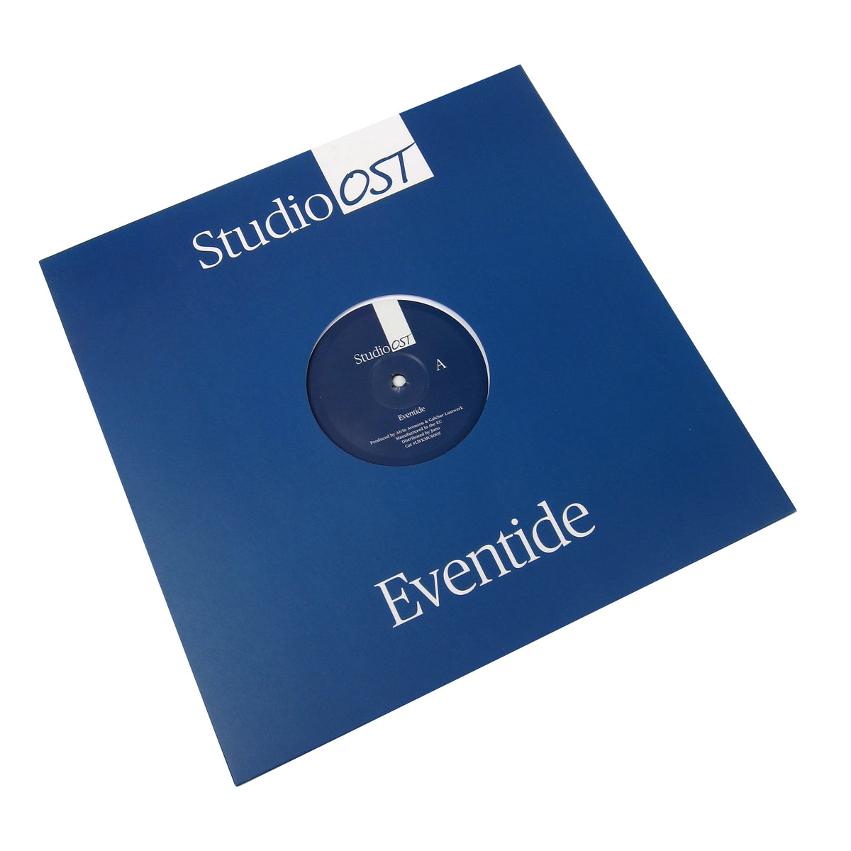 Studio OST: Eventide / Ascension Vinyl 12""