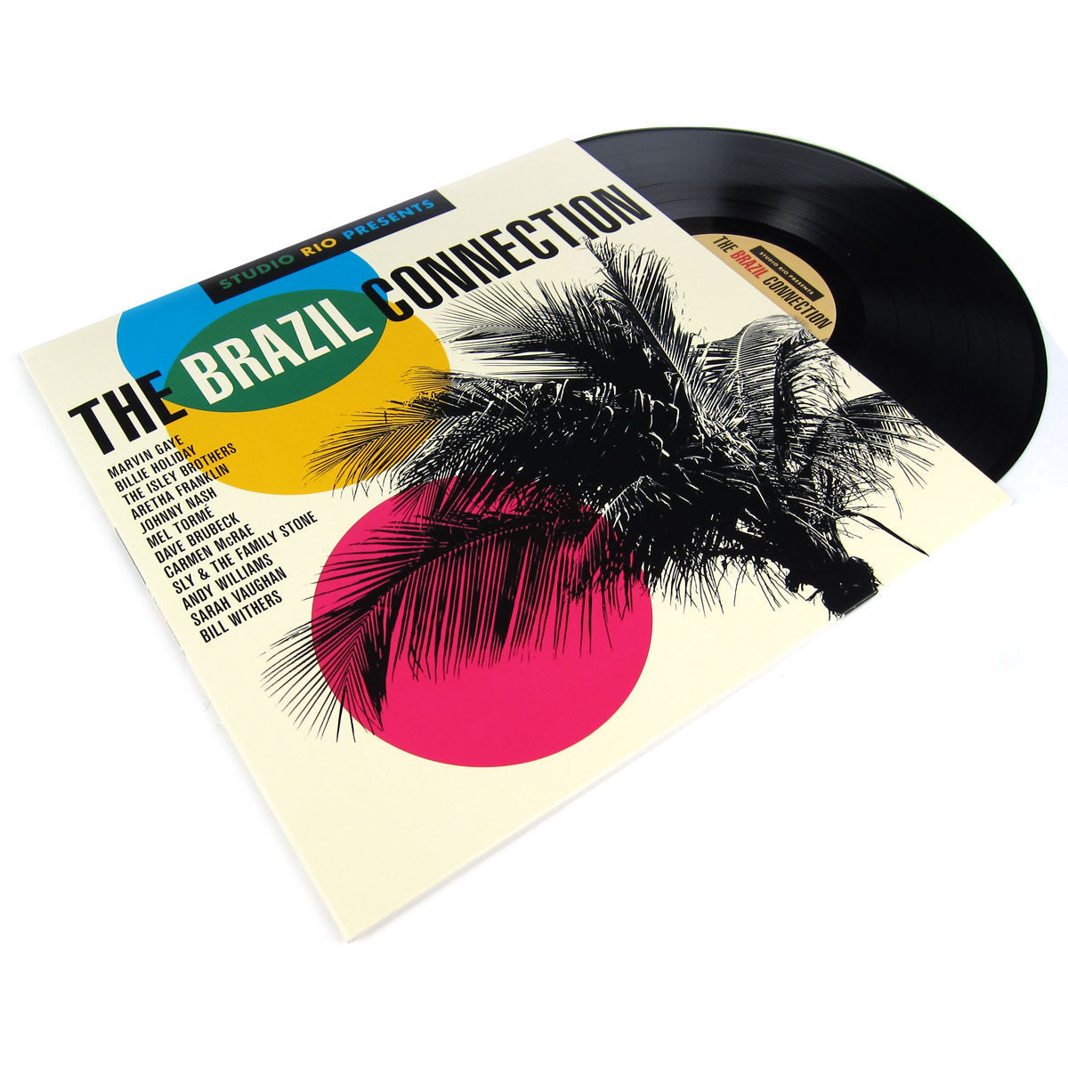 Studio Rio: Studio Rio Presents The Brazil Connection Vinyl LP