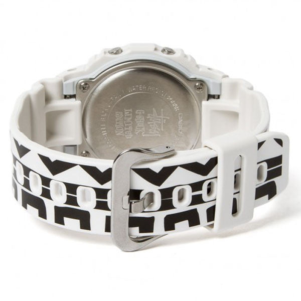 G-Shock: Stussy x G-Shock NTRNTNL Watch - White back