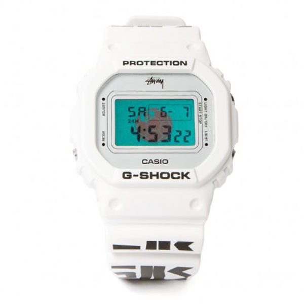 G-Shock: Stussy x G-Shock NTRNTNL Watch - White light