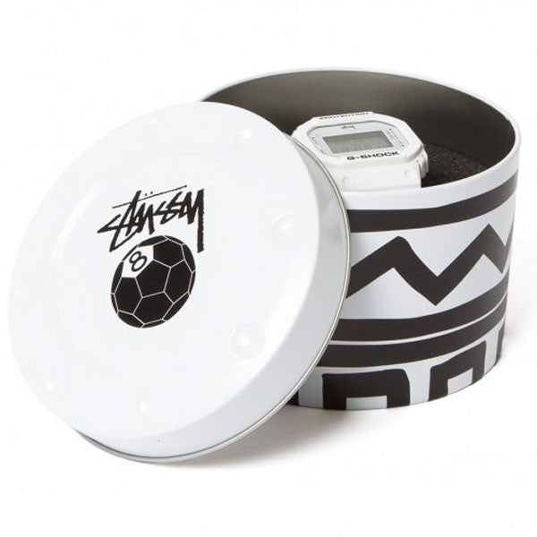 G-Shock: Stussy x G-Shock NTRNTNL Watch - White case