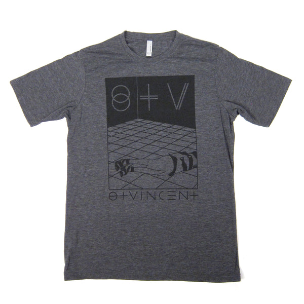 St. Vincent: Collapse Shirt - Heather Charcoal