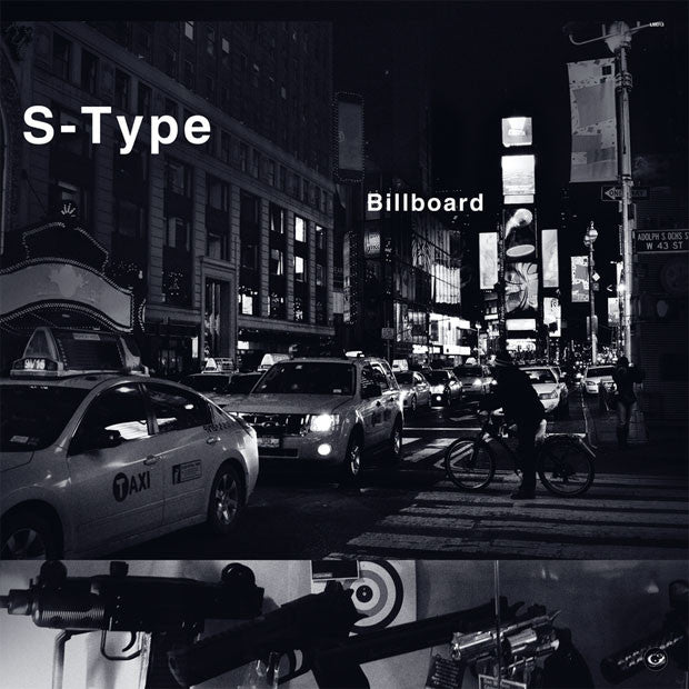 S-Type: Billboard 12""