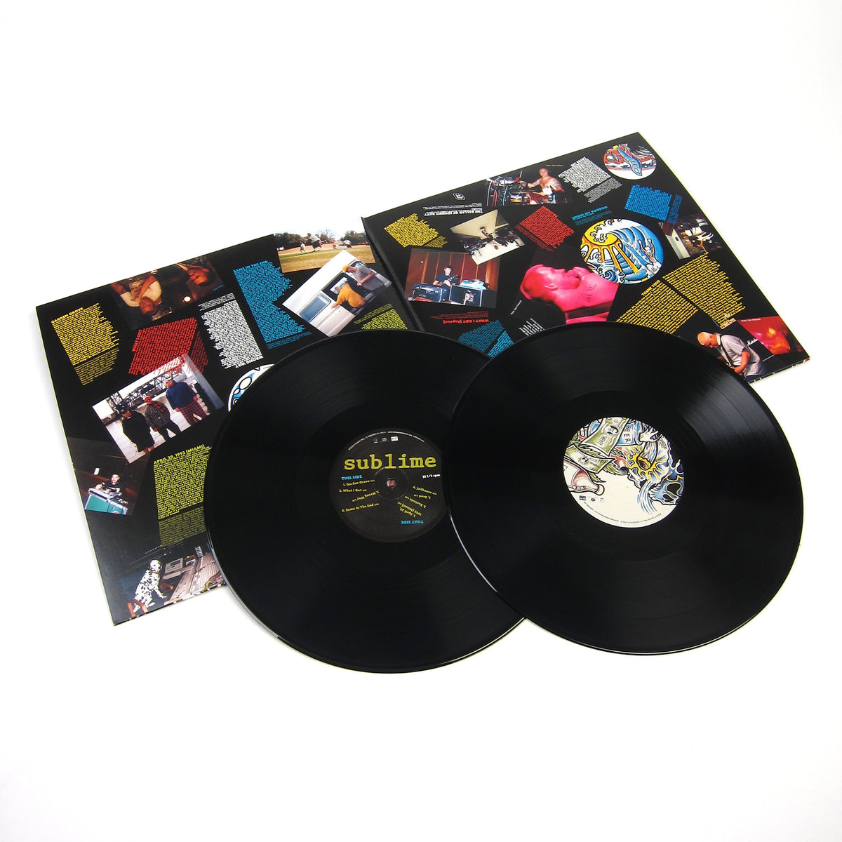 Sublime: Sublime Vinyl 2LP
